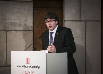 Puigdemont visita Bruselas y no se entrevistará con dirigentes de la UE