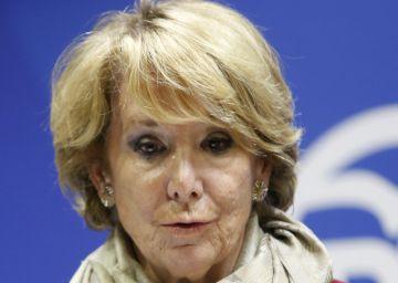 Aguirre se opone a investigar la gestión de Gallardón y de Botella