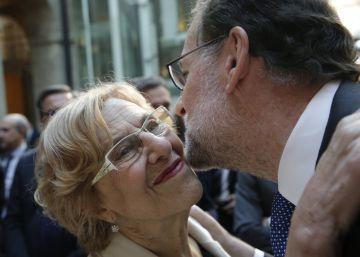 """Carmena no participará en campaña para ser """"alcaldesa de todos"""""""