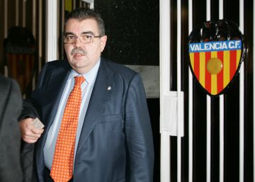 El Gobierno de Camps animó al Valencia CF a colaborar con Nóos