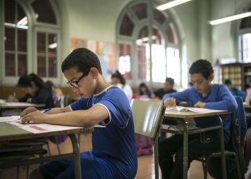 Perímetros, porcentajes y una pitón en las pruebas de sexto de primaria