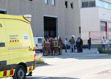 Los accidentes laborales suben un 11% el primer semestre en Cataluña