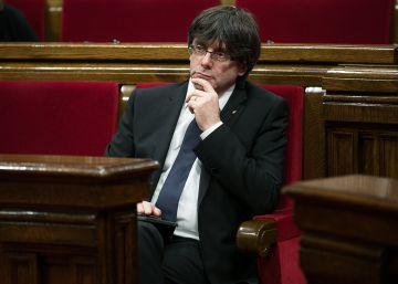 Puigdemont plantea la opción de continuar como presidente