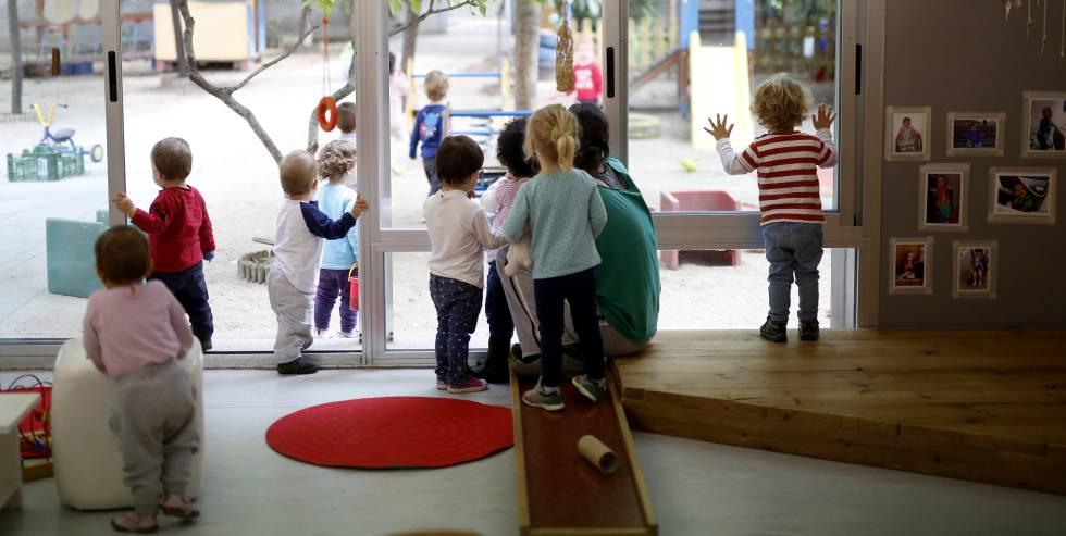 el ayuntamiento crear su propia red de escuelas On escuelas infantiles madrid