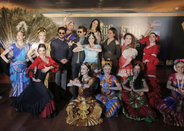 Carmena reactiva la ayuda de un millón a los premios de Bollywood