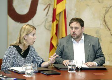 Munté niega que el Gobierno catalán vaya a subir el IRPF