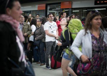 Adif quiere modificar los horarios de Rodalies para ocultar retrasos