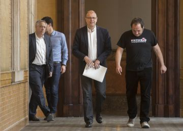 El Baix Llobregat cierra filas con Zaragoza para que repita en la lista