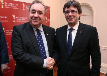 Los catalanes en el extranjero podrán votar por Internet