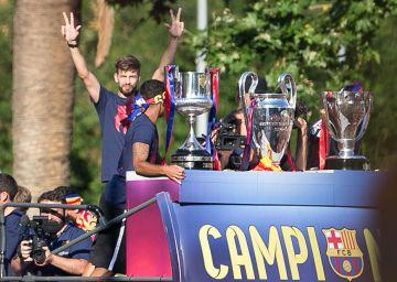 El Barça suspende el pasacalles previsto para el sábado