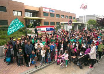 Cientos de familias viven con angustia la falta de plazas en sus colegios de elección