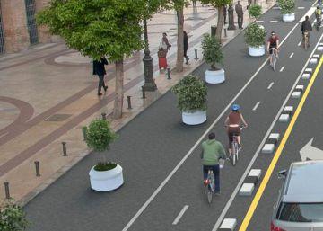Valencia lanza su plan para revolucionar el uso de la bicicleta