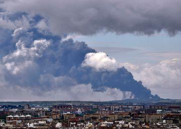 La Comunidad de Madrid asegura que no hay alteración de la calidad del aire en el entorno