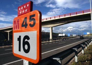La Comunidad deberá pagar 67 millones más a la concesionaria de la M-45