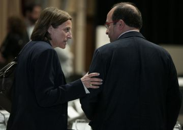 La 'gran coalición' del PSC: de Podemos al PP