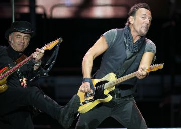 Bruce Springsteen arrasa en Barcelona