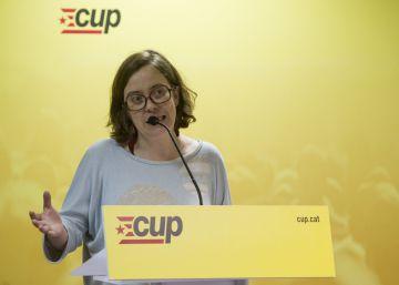 La CUP dice que la subida del IRPF es básica para apoyar las cuentas