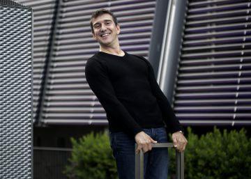 El coreógrafo Julio Bocca, de cazatalentos en Barcelona