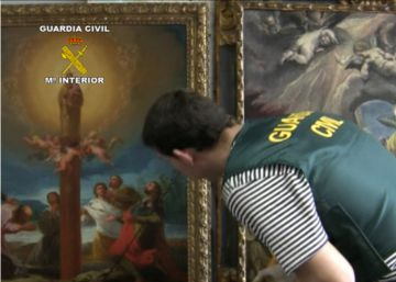 Un nieto de Muñoz Ramonet devolverá un Greco y un Goya