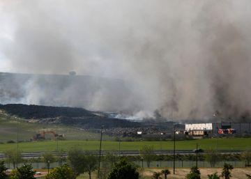 La Fiscalía de Medio Ambiente abre diligencias para investigar el fuego de Seseña