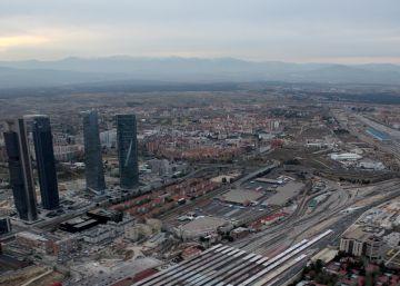 Madrid entierra la Operación Chamartín diseñada por el BBVA