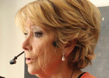 """Aguirre: """"Causapié pide de rodillas entrar en el Gobierno de Carmena"""""""
