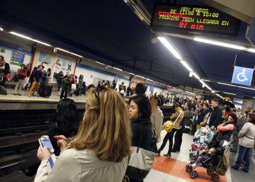 Metro de Madrid hará huelga en los días de Springsteen y la final de la Copa