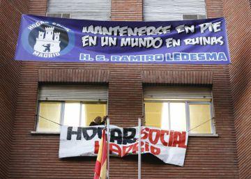 Carmena pide a la Delegación que impida la manifestación de neonazis