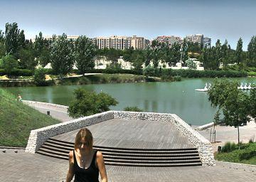 Valencia planea un parque como el de Cabecera al final del viejo cauce
