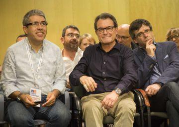 Las bases de Convergència votan crear un nuevo partido