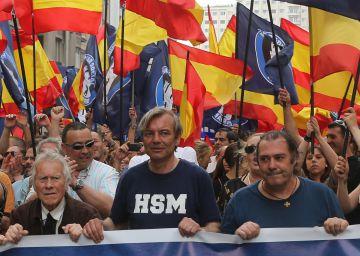 El Ayuntamiento lleva a la fiscalía la manifestación nazi del sábado