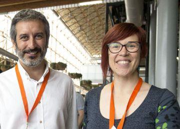 Los candidatos del Bloc, Micó y Carbonell, pactan una candidatura