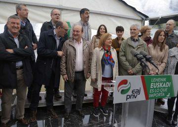 """El PNV rechaza la mano tendida de Rajoy porque """"no es creíble"""""""