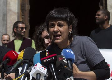 La CUP exige a la Generalitat que se retire de las causas contra activistas