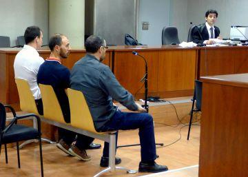 Los tres mosqueteros de la policía de Lleida