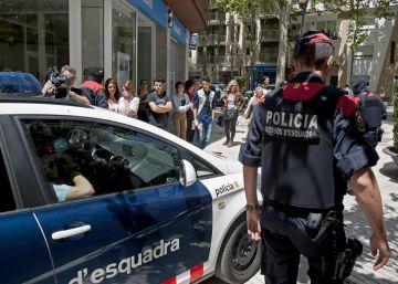 Registrados los domicilios de los detenidos por el crimen de Girona