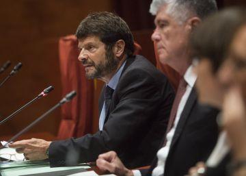 """La CUP acusa a los Mossos de """"alimentar"""" los disturbios en Gràcia"""