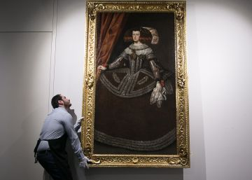 Una pintura digna del Prado
