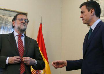Rajoy y Sánchez de campaña en la Comunidad Valenciana