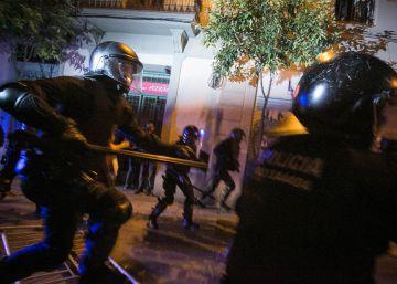 Convergència se indigna por el apoyo de la CUP a las protestas
