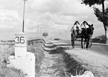 España (1950), vista por Carlos Saura