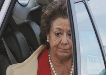 Rita Barberá tendría que votar sobre la expulsión de sus concejales