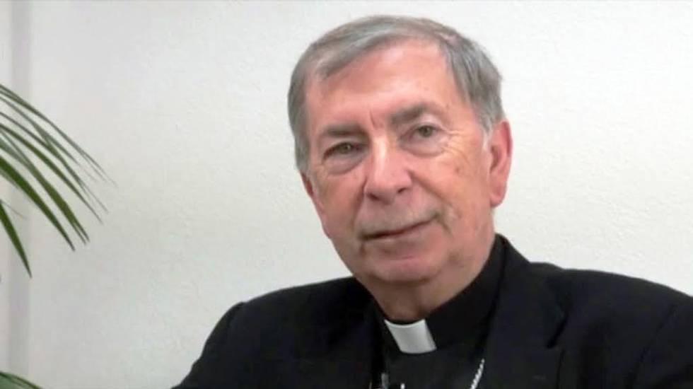 El obispo de Lleida, Salvador Giménez Valls.
