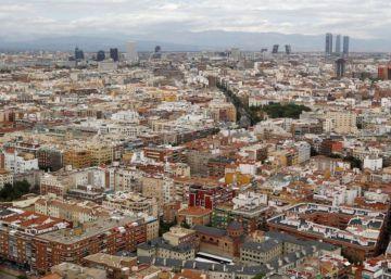 Carmena reduce la edificabilidad de los grandes planes urbanísticos