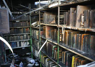¿Prohibimos ese libro en la biblioteca?