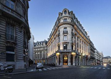 El hotel Banke de París