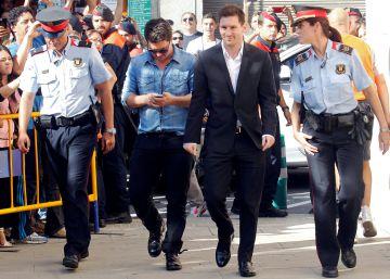 10 claves del juicio a Leo Messi