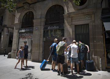 El 40% de los pisos turísticos de Barcelona son ilegales