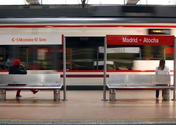Fomento anuncia la construcción de tres nuevas estaciones de Cercanías en Madrid