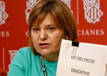 El PP valenciano presenta una ley para blindar la escuela concertada